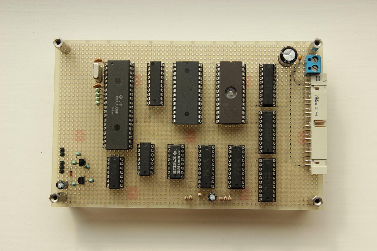 MC3 - A DIY 8-bit computer « waveguide se