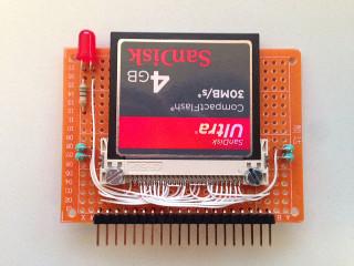 8-bit compact flash interface « waveguide se